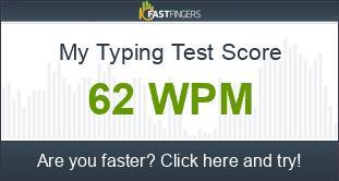 Typing Test