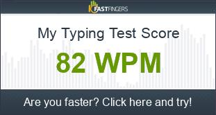 How fast do ya type? 1_wpm_score_CE