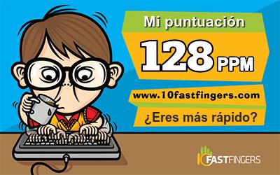 Quien escribe mas rápido? Typing-test_5_DY